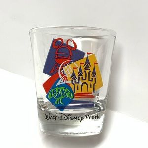 Walt Disney World Shot Glass